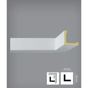 Bovelacci Classicstyl C3225 (10 x 10 cm) Kroonlijst Indirecte Verlichting