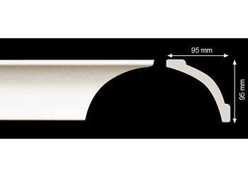 Bovelacci Italstyl IT767 (95 x 95 mm), lengte 2 m