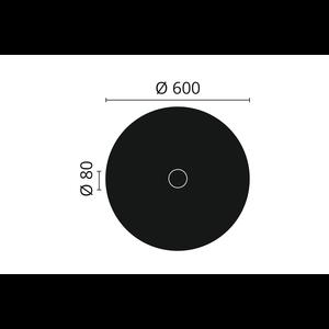 NMC Arstyl R18 Rozet diameter 60 cm