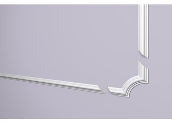 NMC Z103 hoekbochten (145 x 145 mm), set (= 4 stuks)
