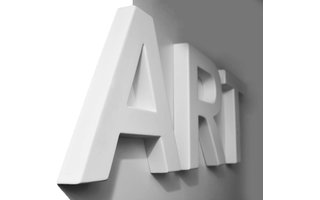 Art Décor 3D Letters Polyurethaan Alfabet en Symbolen ca. 20 cm hoog