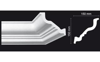NMC Nomastyl Plus TL (150 x 150 mm), lengte 2 m