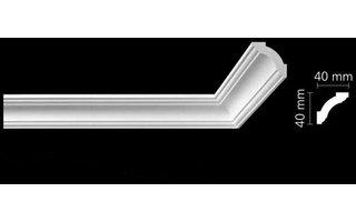 NMC Arstyl Z1240 (40 x 40 mm), lengte 2 m