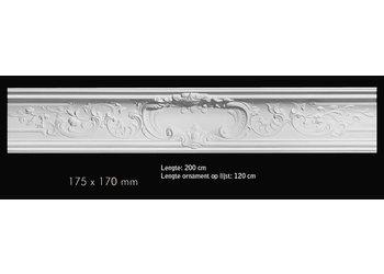 NMC Arstyl Z41 (175 x 170 mm), lengte 2 m