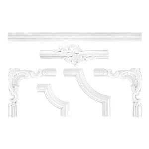 Grand Decor Voorbeeld Plafondkader CR810 (informatie)