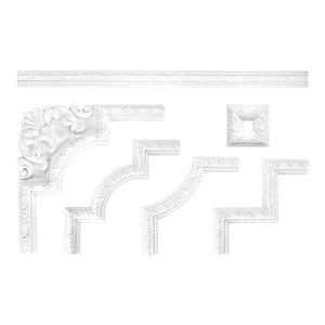 Grand Decor Voorbeeld Plafondkader CR710 (informatie)