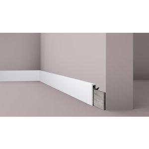 NMC Wallstyl CF2S Overzetplint (110 x 22 mm), lengte 2 m