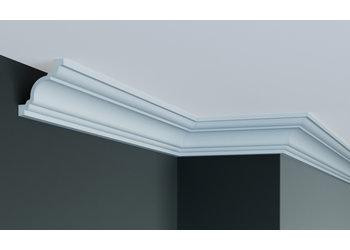 Grand Decor Kroonlijst P819 (69 x 64 mm), polyurethaan, lengte 2 m
