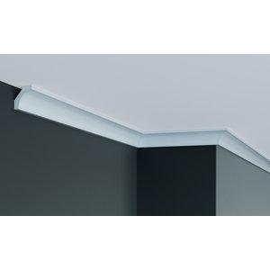 Grand Decor Kroonlijst P944 / K267 (61 x 69 mm), polyurethaan, lengte 2 m