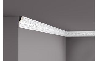 Grand Decor Kroonlijst C748 (75 x 35 mm), polyurethaan, lengte 2 m