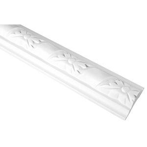 Grand Decor Kaderlijst CR710 (40 x 25 mm), polyurethaan, lengte 2 m