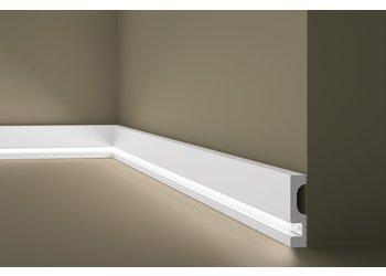 NMC Wallstyl  IL11 (80 x 20 mm), HDPS, lengte 2 m