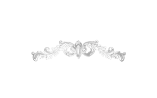 Grand Decor Ornament A856 (130 x 640 x 35 mm)