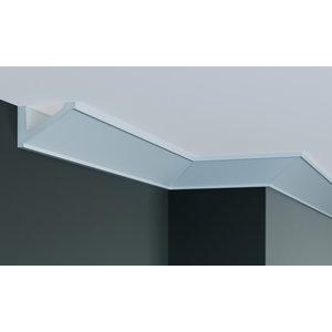 Grand Decor Kroonlijst P881 (87 x 55 mm), polyurethaan, lengte 2 m