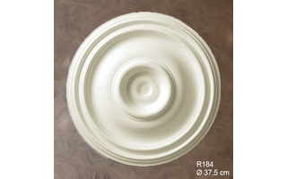 Grand Decor Rozet R184 diameter 37,5 cm