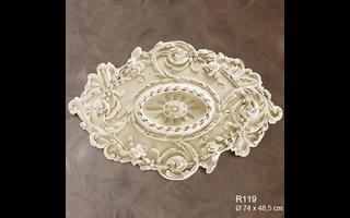 Grand Decor Rozet R119 diameter 74 x 48,5 cm