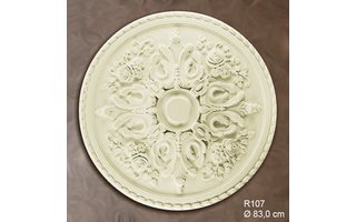 Grand Decor Rozet R107 diameter 83,0 cm