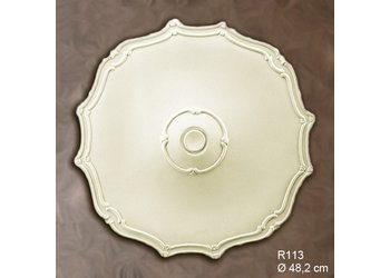 Grand Decor Rozet R113 diameter 48,2 cm (R16)
