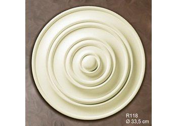 Grand Decor Rozet R118 diameter 33,5 cm (R14)