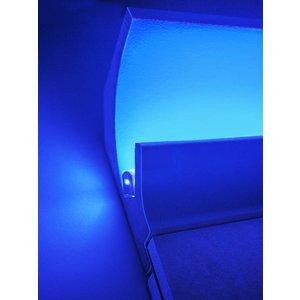 Tesori LED sierlijst voor indirecte verlichting XPS, KD202 (150 x 90 mm), lengte 1,15 m