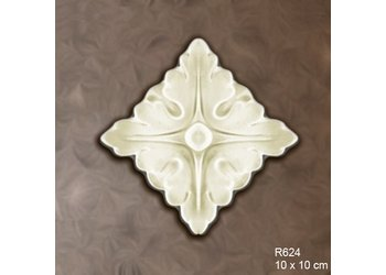 Grand Decor Rozet R624 10 x 10 cm