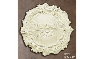Grand Decor Rozet R125 diameter 45,0 cm