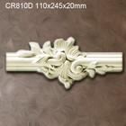 Grand Decor CR810D Sierstukjes (110 x 245 mm), polyurethaan, set (4 stuks) Z104