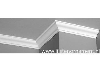 Homestar Sierlijsten M100 (70 x 70 mm), plafondlijst lengte 2 m