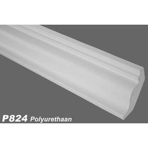 Grand Decor Kroonlijst P824 (40 x 40 mm), polyurethaan, lengte 2 m  - Z15 -