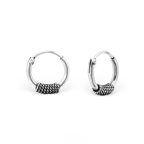 Oh So HIP Bali Hoops 10 mm