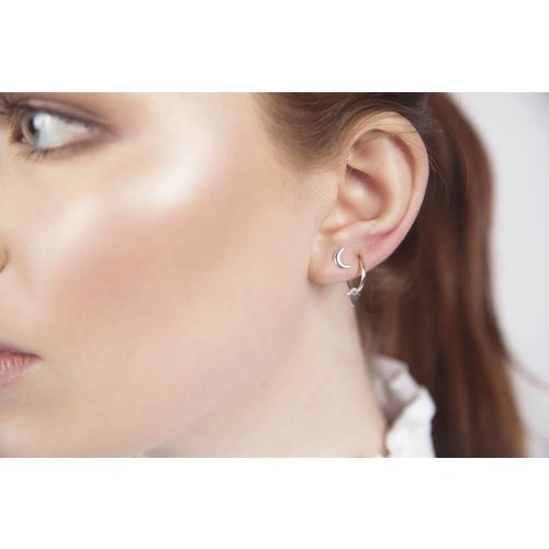 Oh So HIP Studs maantje goud