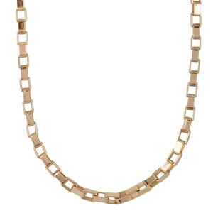 Club Manhattan Schakelketting Boxchain Choker