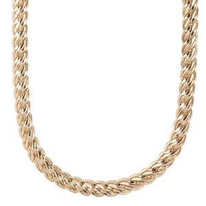 Club Manhattan Ketting goud Coco Necklace