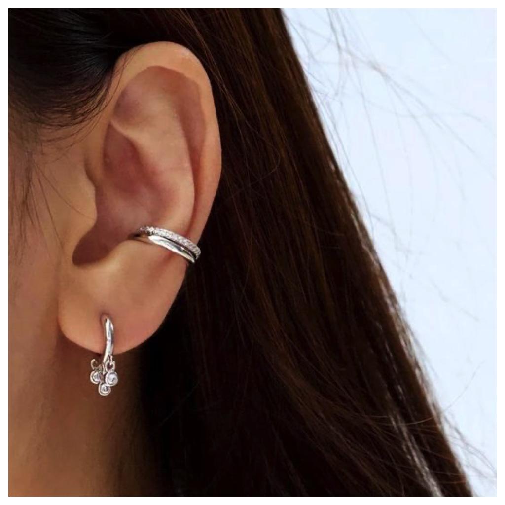 Hoe doe je een ear cuff in?