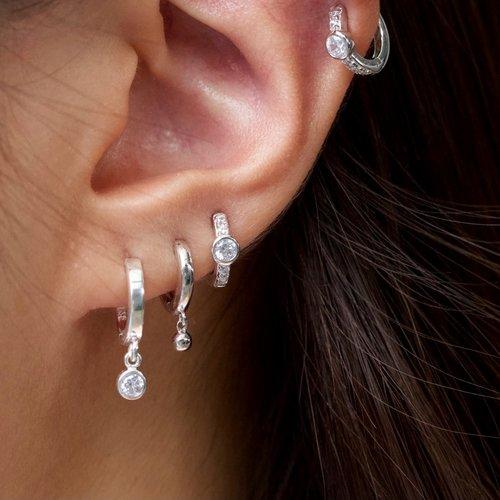 Sale 925 Sterling zilver oorbellen