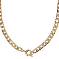 Schakelketting Vintage Clasp necklace