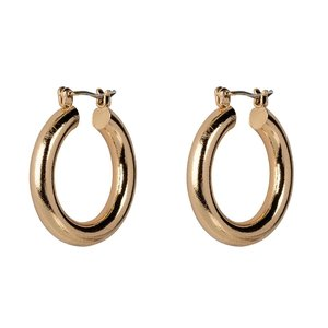 Club Manhattan Oorringen Classic hoops thick 15 mm
