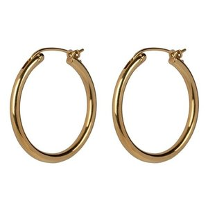 Club Manhattan Oorringen Classic hoops 18 mm