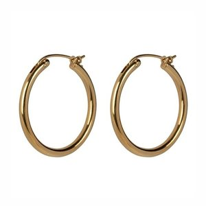 Club Manhattan Oorringen Classic hoops 13 mm