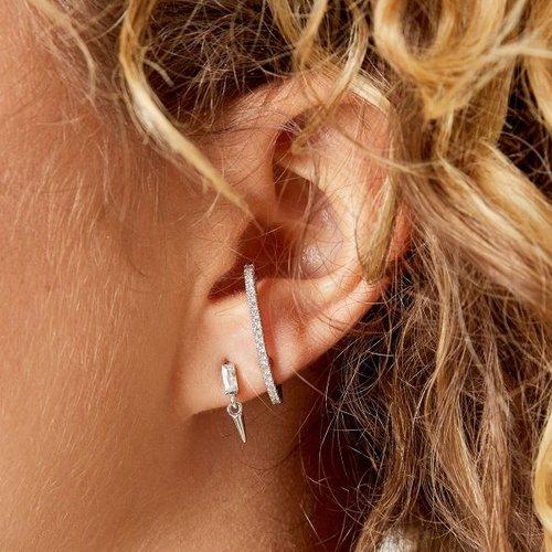 Suspender oorbellen
