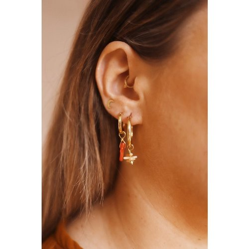 The Two Collectors Charm bedel gold filled