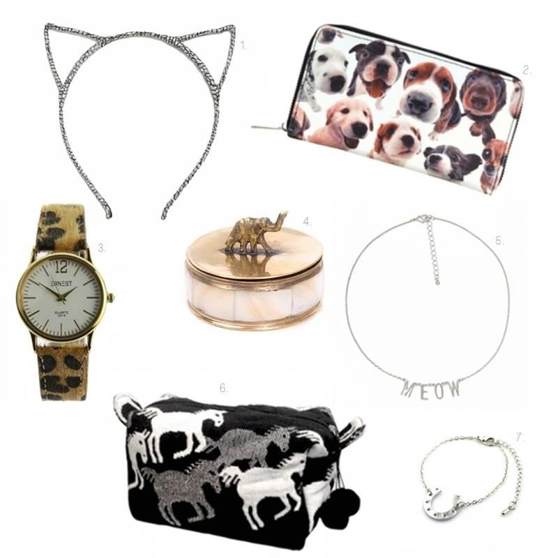 De leukste sieraden & accessoires voor dierendag!