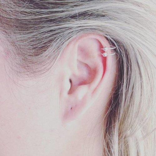 Oh So HIP Ear cuff