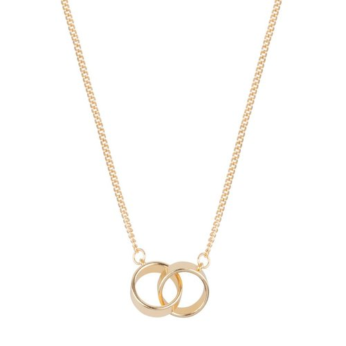 Club Manhattan Tribeca Necklace gold