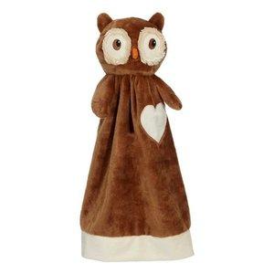 Embroider Buddy Blankey Owl 50cm