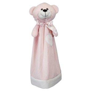 Embroider Buddy Blankey Bear Pink 50cm (20inch)