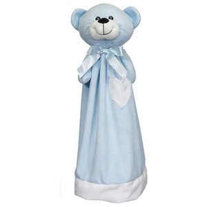 Embroider Buddy Blankey Bear Blue 50cm (20 inch)