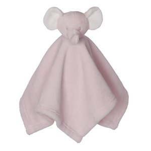 Embroider Buddy Mini Blankey Elefant Rosa