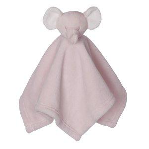 Embroider Buddy Mini Blankey Elephant Pink