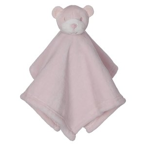 Embroider Buddy Mini Blankey Bear Pink
